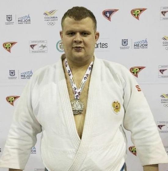 БОРЬБА ЛЁЖА (МУЖЧИНЫ) Весовая категория +94 кг